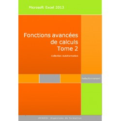 Manuel Autoformation Excel 2010 Fonctions de calculs (dates et textes)