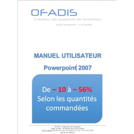 Manuel Powerpoint 2007