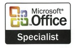 Certification Microsoft Office